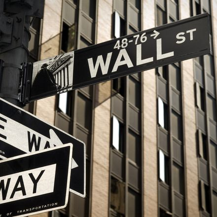 Wall Street sign New York shutterstock 17007979