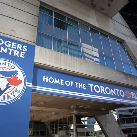 Toronto Blue Jays Rogers Centre shutterstock 218993305