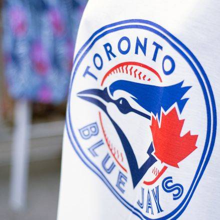 Toronto Blue Jays patch shutterstock 313232936
