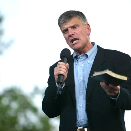 franklin graham shutterstock 31977463