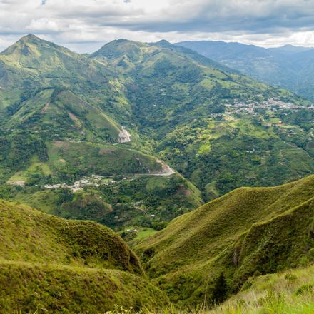 colombia mountains shutterstock 362937191