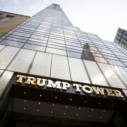 Trump tower New York City shutterstock 411409843
