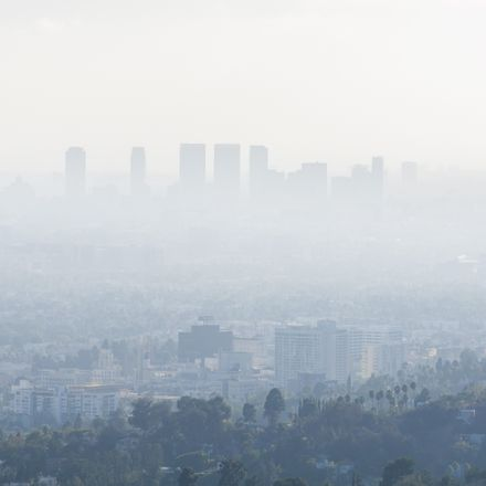 LA Smog air pollution shutterstock 646569637