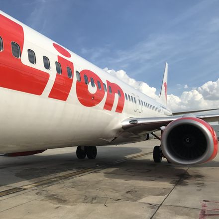 Lion Air shutterstock 661658590