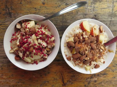 Why Denmark's Hottest Porridge Eatery Is … Just Right