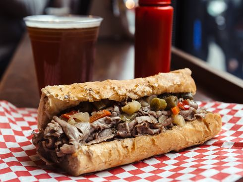 Chicago's Best Sandwich Brings the Juice to New York