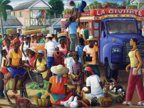The Curious State With the Largest Collection of Haitian Art