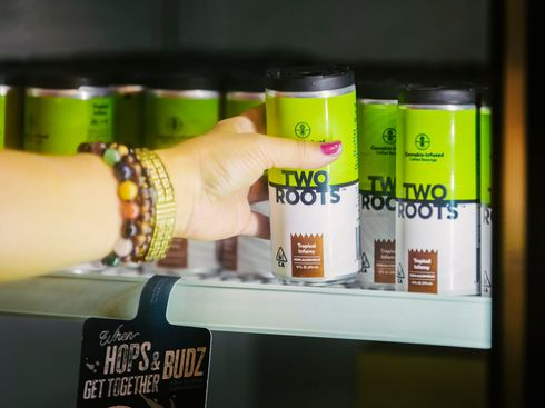 Will Weed-Infused Drinks Get the Booze Industry Buzzing Again?