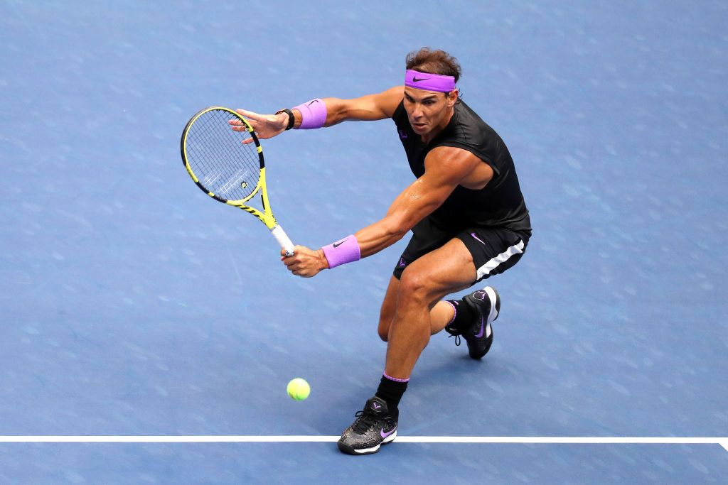 rafael nadal in 2019 us open final getty images 1166916267