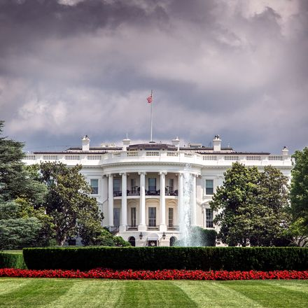 white house storm clouds shutterstock 562939351