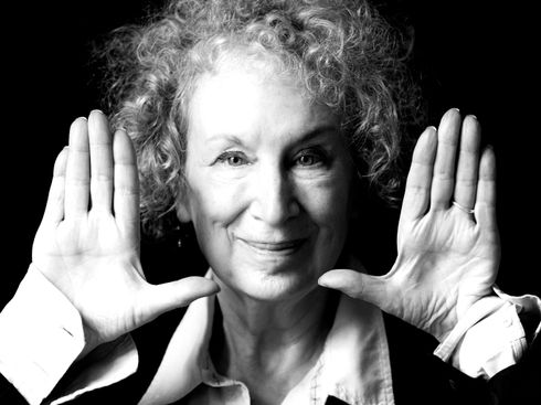 Margaret Atwood Threads the Needle Between Past, Present and Future