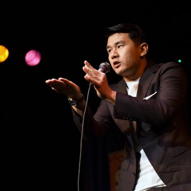 The Globe-Trotting Ronny Chieng Will Crack You Up