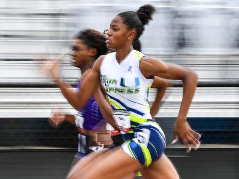This 15-Year-Old Could Be America's Next Great Sprinter