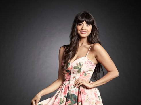 Jameela Jamil Is Not Afraid to Go There