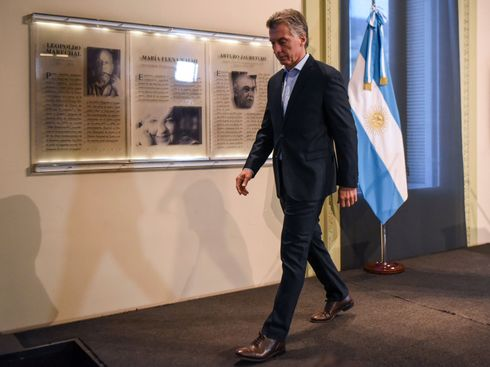 IMF Faces Rare Quandary as Biggest-Ever Bailout Fails in Argentina