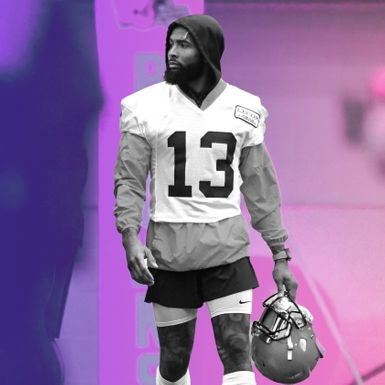Odell Welcomes Back the Oddball NFL