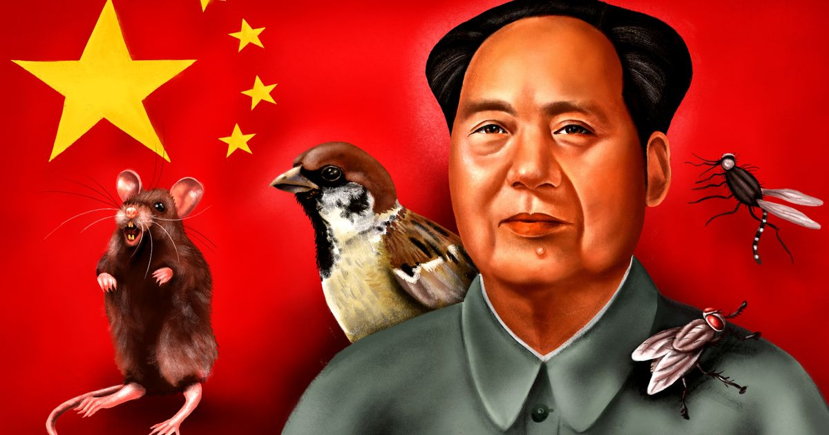 The Enemy Chairman Mao Could Not Defeat