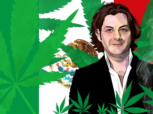 The Stoner Behind a Mexican Marijuana Industry That Won't Get You High