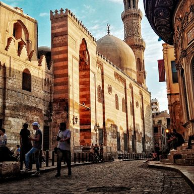 Why the Oldest Operating Street in Cairo Is a Secret Historical Gem