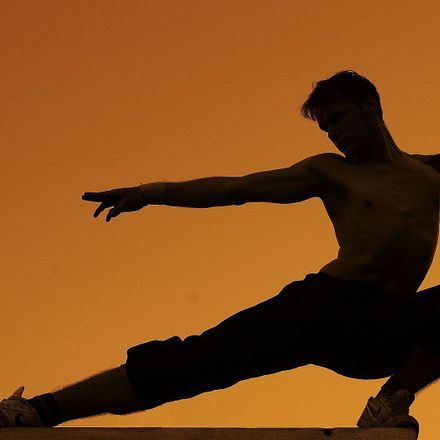 martial arts in the sunset stefano kocka