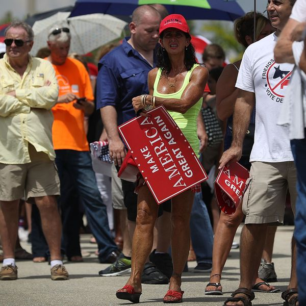 What Made This Florida County Jump for Trump?