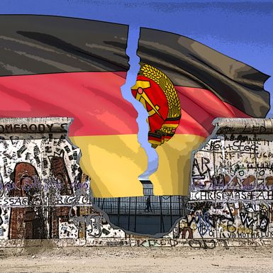 For Millions of Germans, the Berlin Wall Never Really Came Down