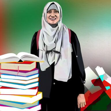 She's Rewriting Western Fairy Tales for Muslim Children