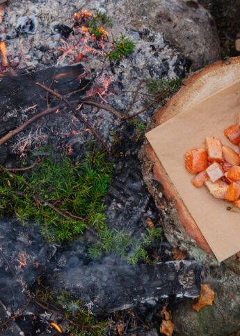 Cook a Fine DIY Dinner in the Swedish Wilderness