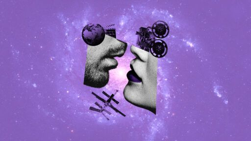 The Plan to Shoot a Steamy Romance in Space