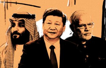 Butterfly Effect: The Unlikely Faces of a Global Virus Response: MBS, Xi and Modi