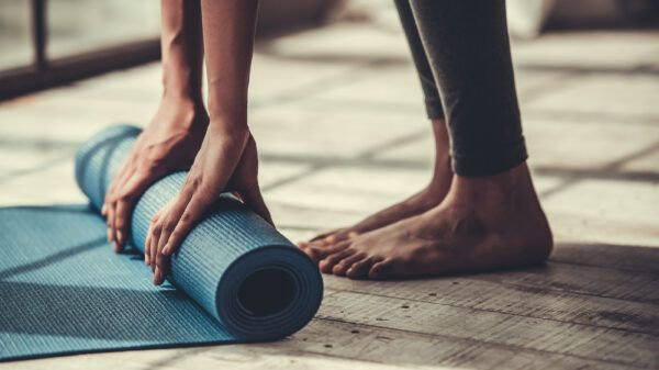 This Weekend: Downward Dog in Your Den