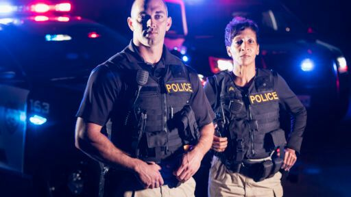 Can Cops Save Your Relationship?