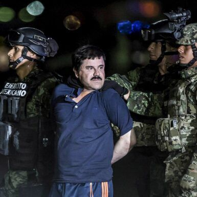 The Next El Chapo Is Coming for Your Smartphone
