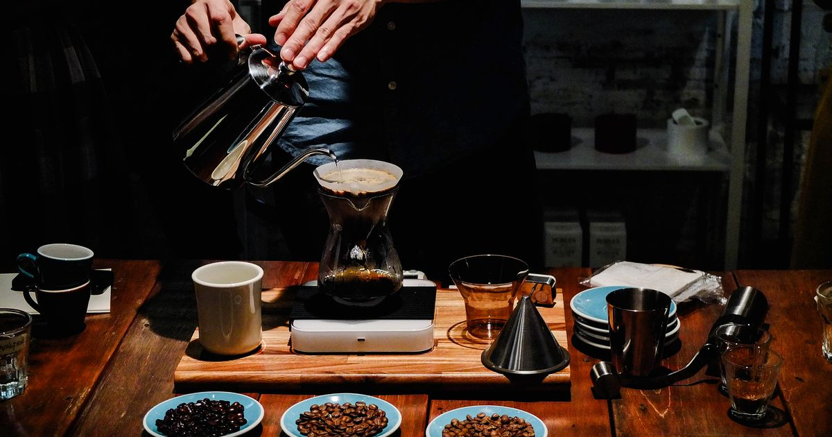 A Caffeine Lover's Gift Guide
