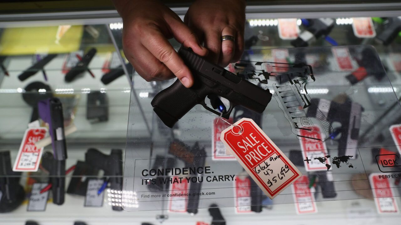 Black Americans Are Buying Guns in Record Numbers