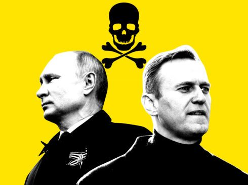 Poison, Protest and the Power of Putin
