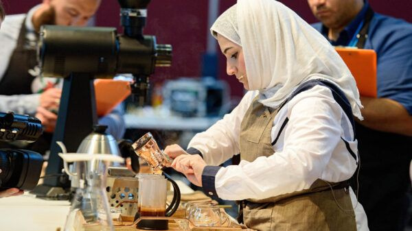 Smell the Coffee: Middle East Women Brew Silent Revolution