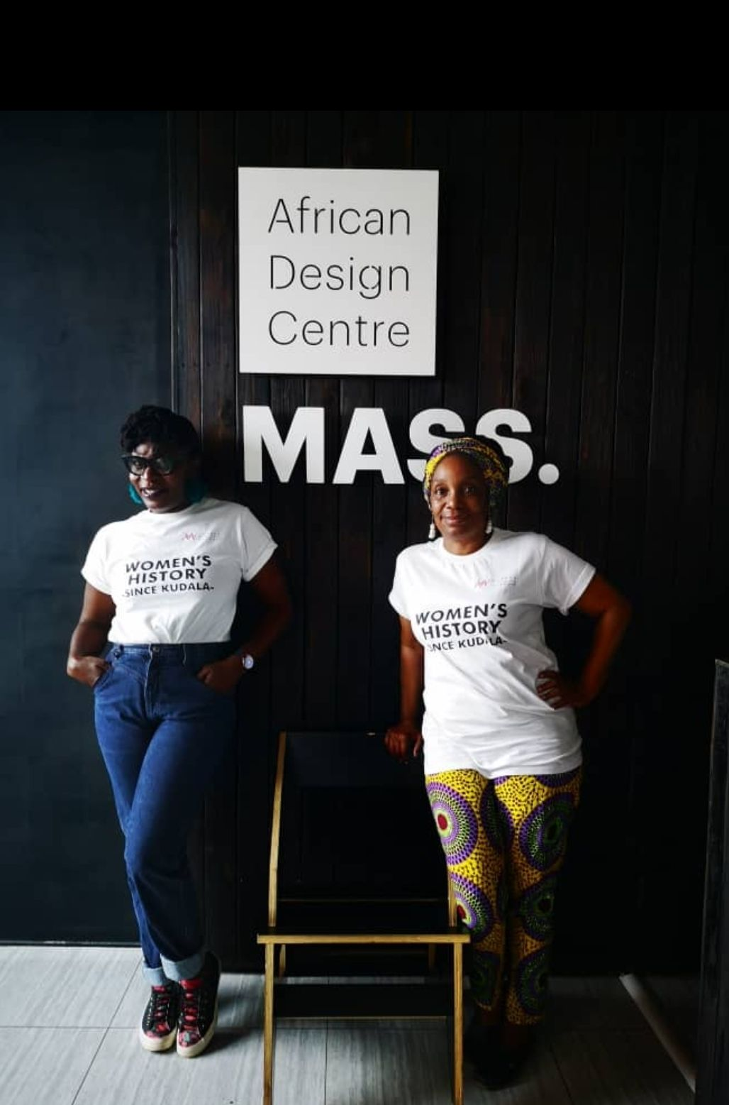 Founders Zambia Womens museum and podcast
