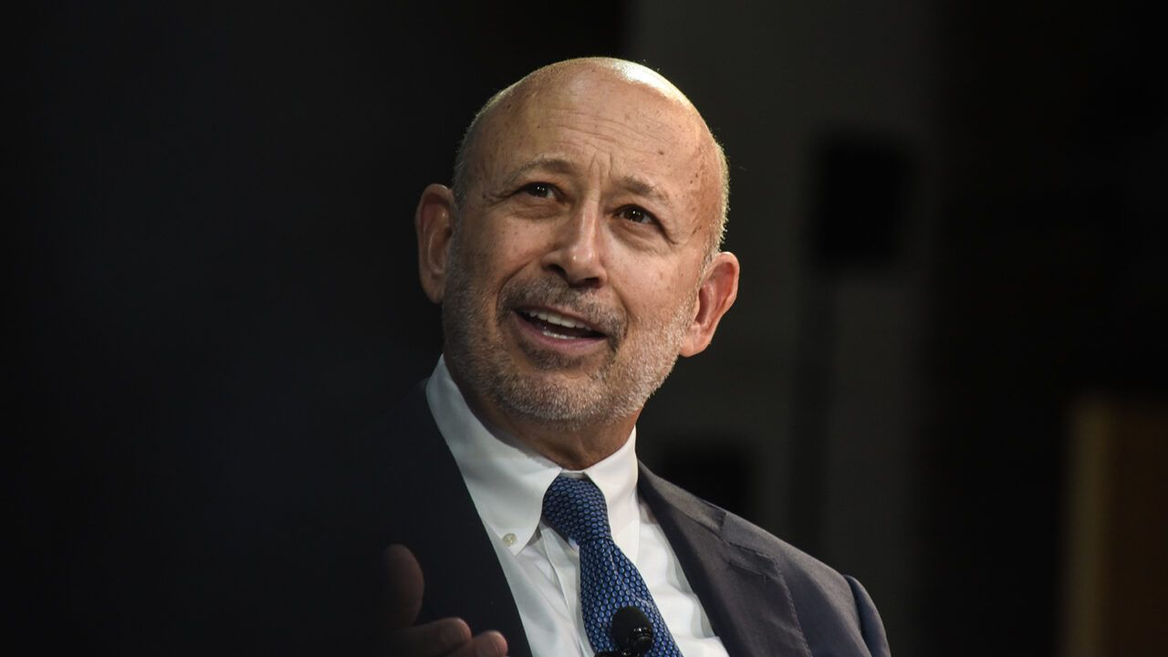 Lloyd Blankfein on Trump the 'Foxy' Trader and How to Reset America