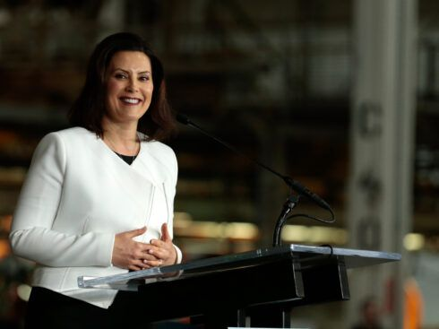 What's Different About Gretchen Whitmer, 'That Woman From Michigan'