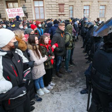 Can Navalny's Opposition Movement Survive?
