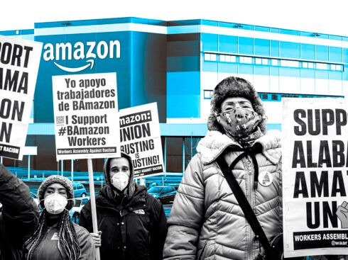 Will Amazon's Union Change the World?