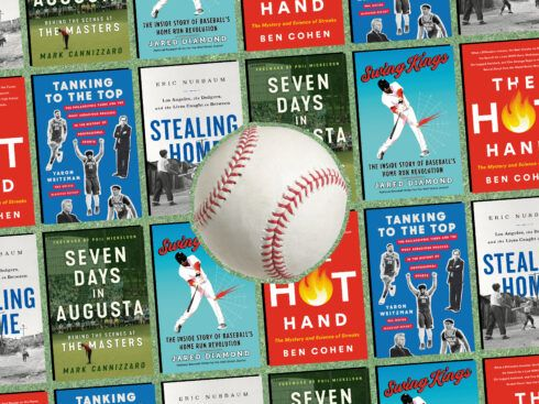 Need a Sports Fix? These Five New Books Have Got You Covered