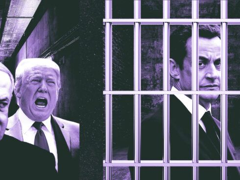 Who Goes From President to Prisoner?