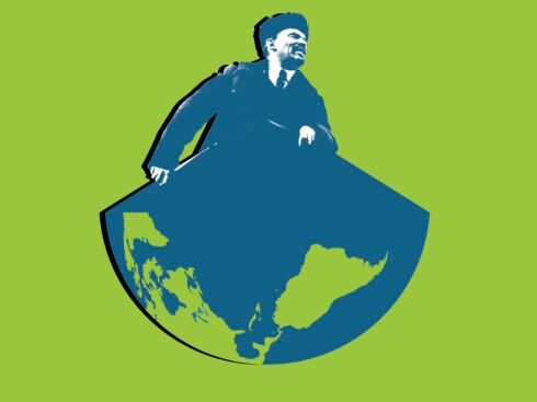 The Weirdo Conspiracy Theory About Earth Day and Lenin