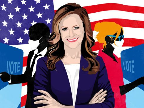 Meet the Leading Lady of Vote-by-Mail