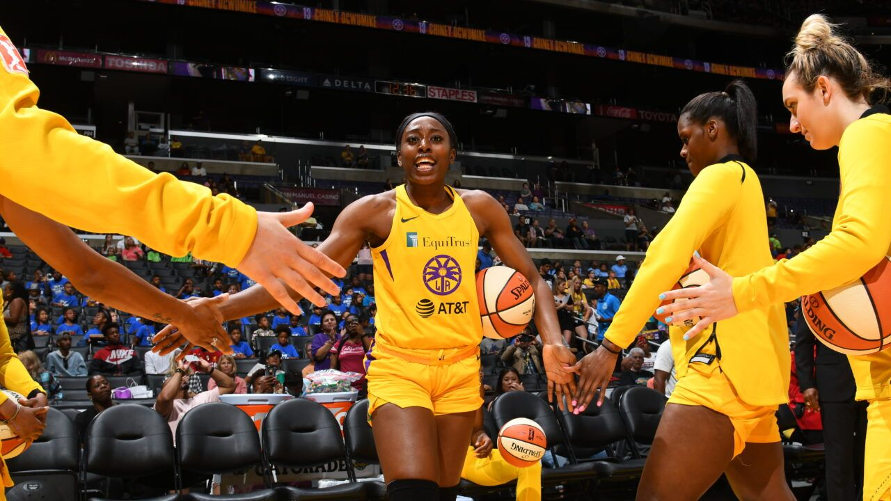 Chiney Ogwumike Is the New Face of Sports Media