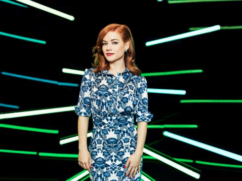 Jane Levy? Arrived. In One Piece? Just About
