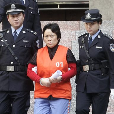 The Godmother of the Chinese Underworld
