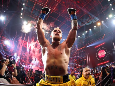 Jake Paul's Going to Save Combat Sports? Bank On It